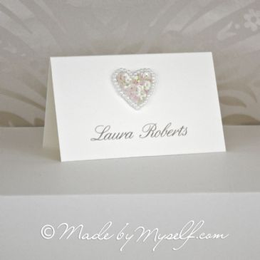 Isobella Place Card